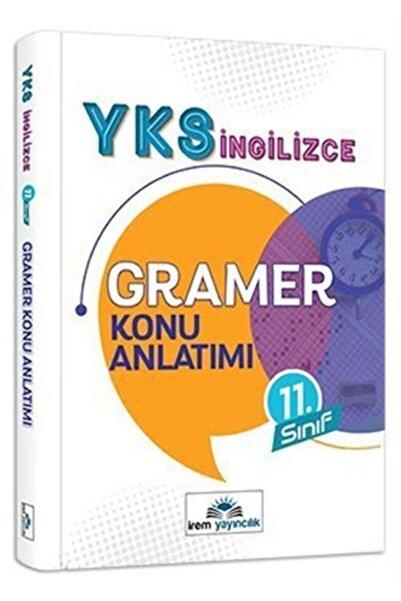 İrem Yayıncılık 11. Sınıf Yks Ingilizce Gramer Konu Anlatımı