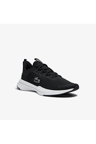 Lacoste Kadın Siyah  Beyaz Sneaker Run Spin 0721 1 Sfa