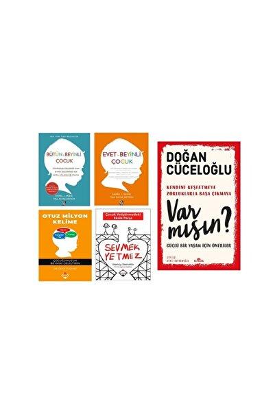 Diyojen Yayıncılık Otuz Milyon Kelime Evet Beyinli Çocuk Bütün Beyinli Çocuk Var Mısın Sevmek Yetmez Seti 5 Kitap