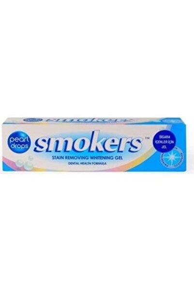 Pearl Drops Smokers Sigara Içenler Için Diş Macunu Gel 50 Ml