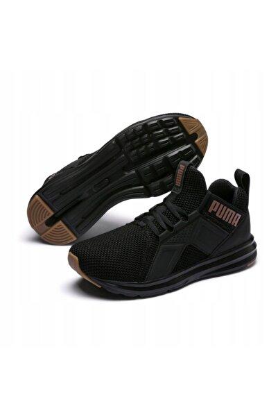 Puma Kadın Puma Black-Rose Gold Enzo Weave Wn S Sneaker