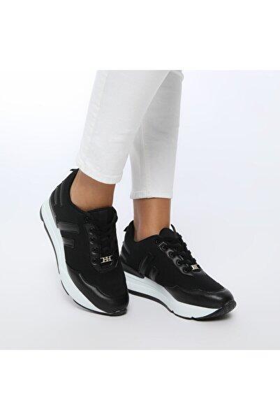 Butigo Z003-19ıy Siyah Kadın Sneaker