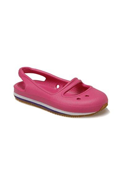 Crocs RETRO MARY JANE Fuşya Kız Çocuk Sandalet 100528403