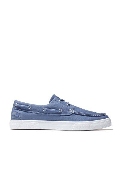 Timberland UNIONWHARF2.0EK+ 2EYEBOAT Mavi Erkek Loafer Ayakkabı 101096808