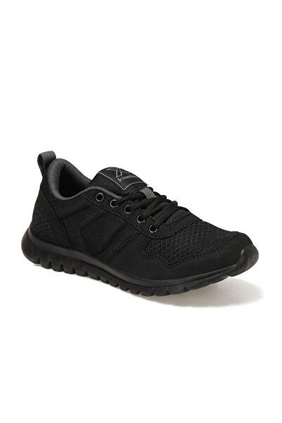 Kinetix BALERA 1FX Siyah Kadın Koşu Ayakkabısı 100782084