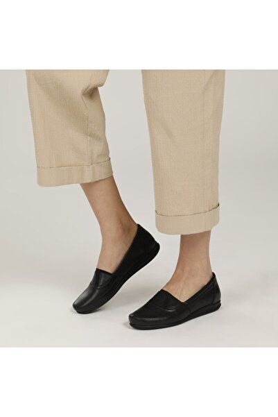 Polaris 5 Nokta 103017.Z1FX Siyah Kadın Comfort Ayakkabı 100911520