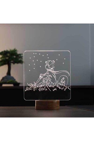BY-LAMP Küçük Prens Ve Yıldızlar Lamba