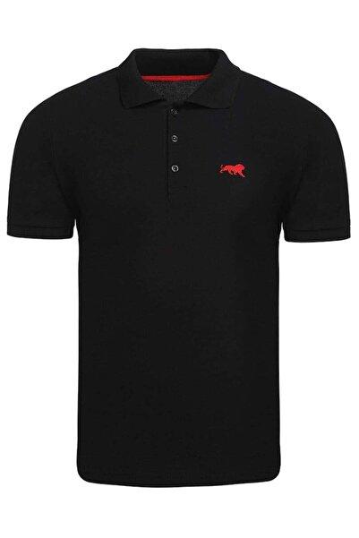 GENIUS Erkek Basic Polo Yaka T-Shirt