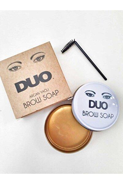 Lusso Cosmetics Argan Yağlı Kaş Sabitleyici Ve Besleyici Sabun