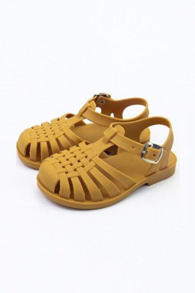 Baboo Unisex Çocuk Tarçın Yazlık Baharlık Sandalet