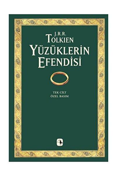 Metis Yayıncılık Yüzüklerin Efendisi Tek Cilt Özel Basım - J. R. R. Tolkien 9789753423472