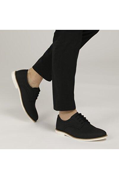 JJ-STILLER 1928-1 1FX Siyah Erkek Klasik Ayakkabı 100787931