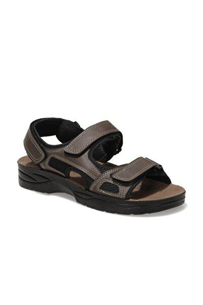 Polaris 400625.M1FX Kahverengi Erkek Sandalet 101022107