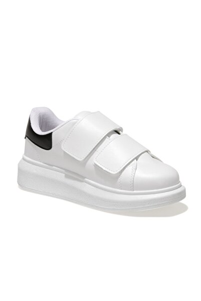 Torex CARMEN VELCRO W 1FX Beyaz Kadın Sneaker Ayakkabı 101020376