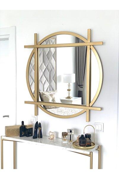 Home Mat Gold Tasarım Ayna
