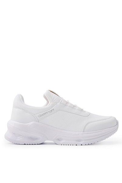 Slazenger Astana Günlük Giyim Kadın Ayakkabı Beyaz