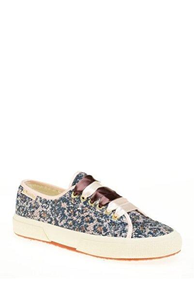 Superga Kadın Desenli Sneaker
