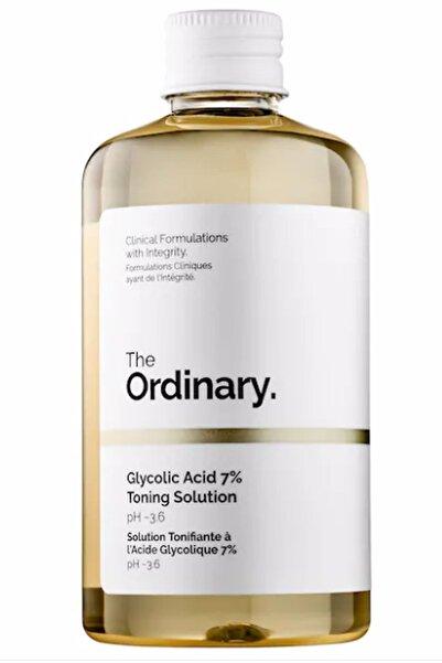 The Ordinary Glikolik Asit Tonik - Glycolic Acid 7% Toning Solution