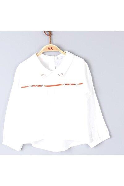 nk kids Çocuk Beyaz Gömlek