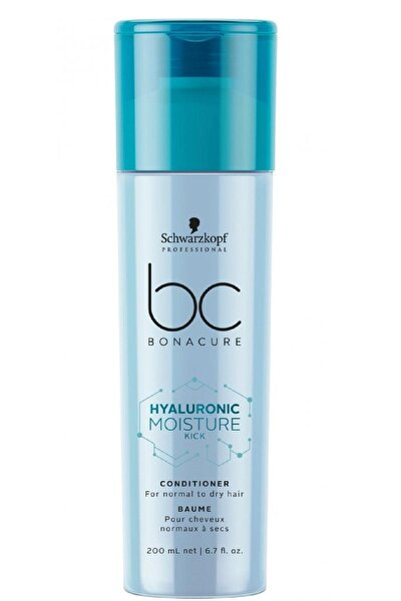 Bonacure Bc Hyaluronic Moisture Kick Nem Yükleme Saç Kremi 200 ml
