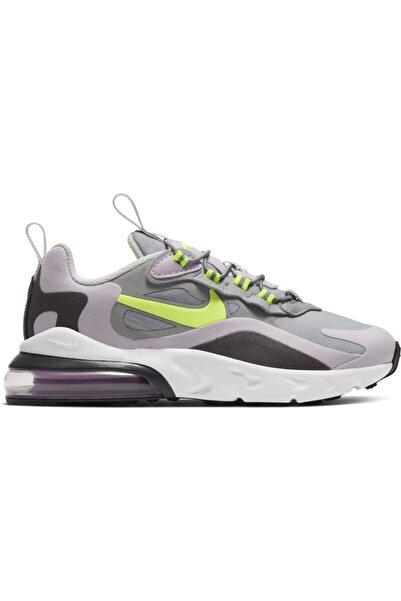 Nike Unisex Çocuk Gri Nıke Aır Max 270 Ayakkabı Bq0102-010