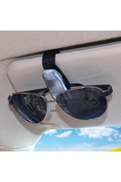 İstoc Trend Araba Gözlük Tutacağı Klips Tek Siyah