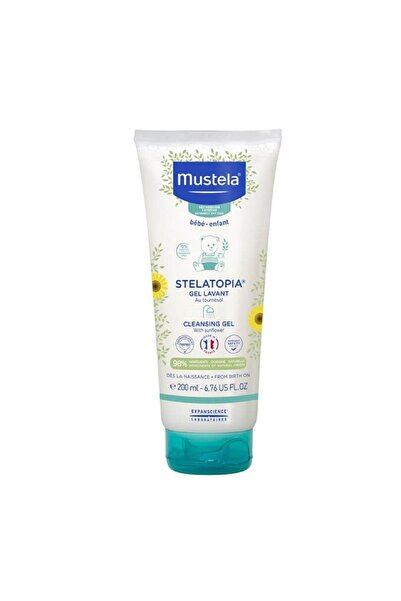 Mustela Stelatopia Cleansing Cream 200 ml