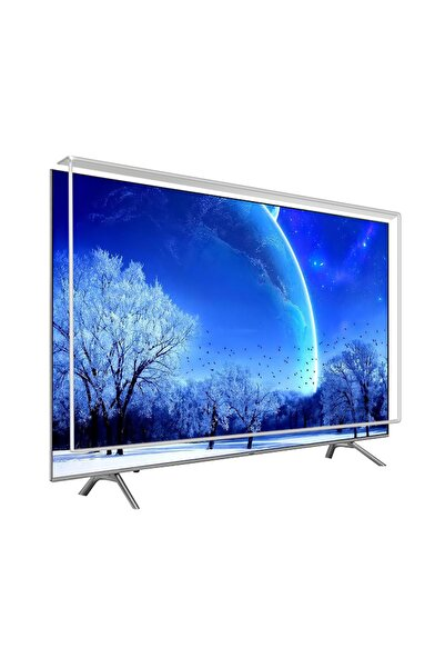 "CORUIAN Samsung 75tu7100 75"" Inç 140 Ekran Tv Ekran Koruyucu"