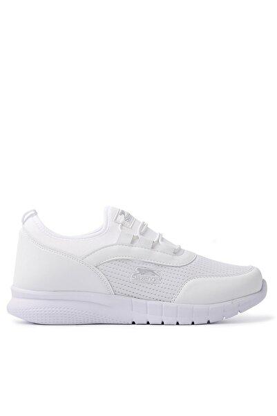 Slazenger Kadın Beyaz Günlük Giyim Ayakkabı