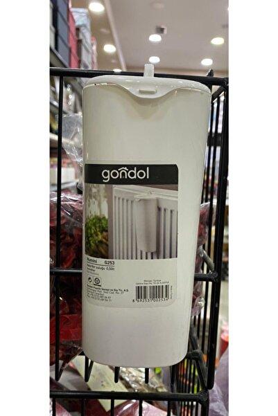 Gondol Kalorifer Suluğu Radyatör Suluğu Askılı Kapaklı (2 Adet)