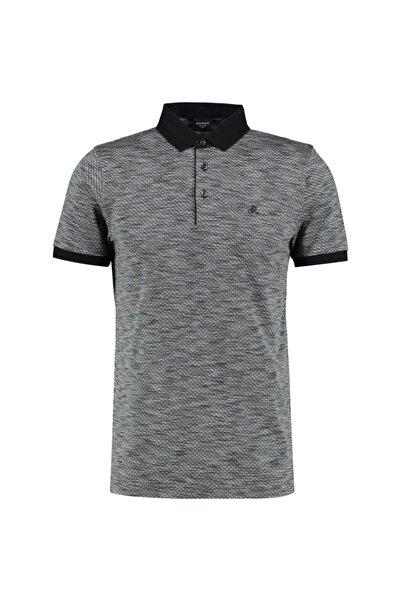 Sarar Erkek Siyah Premium Polo Yaka T-shirt