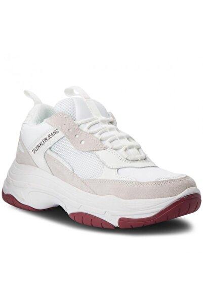 Calvin Klein Beyaz Spor Ayakkabı S1770