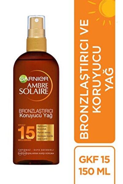 Ambre Solaire Bronzlaştırıcı Koruyucu Yağ Spf15 150ml