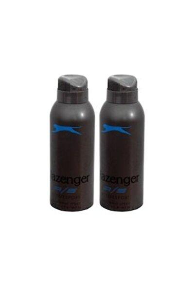 Slazenger Mavi Deodorant Active Sport 150 ml  X 2 Adet