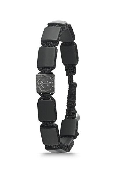 Polo Exchange Erkek Siyah Bileklik Pxy454-02