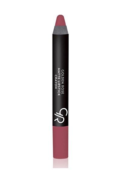 Golden Rose Mat Kalem Ruj - Matte Lipstick Crayon No: 11 8691190903114