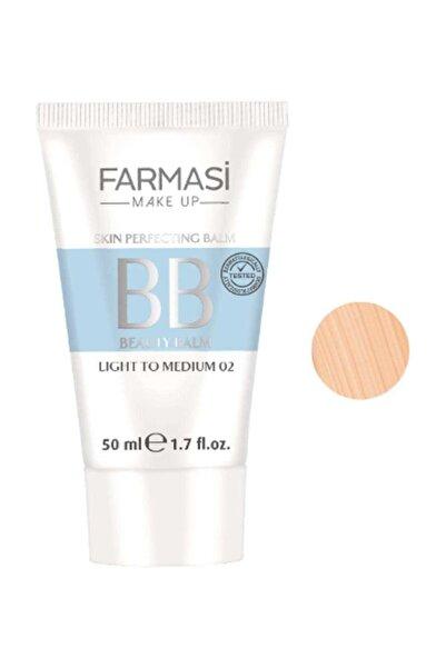 Farmasi Bb Krem - All In One Açıktan Ortaya 02 50 ml 8690131764005