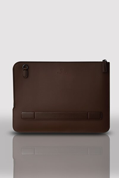 Valerian Kahverengi Laptop Evrak Çantası