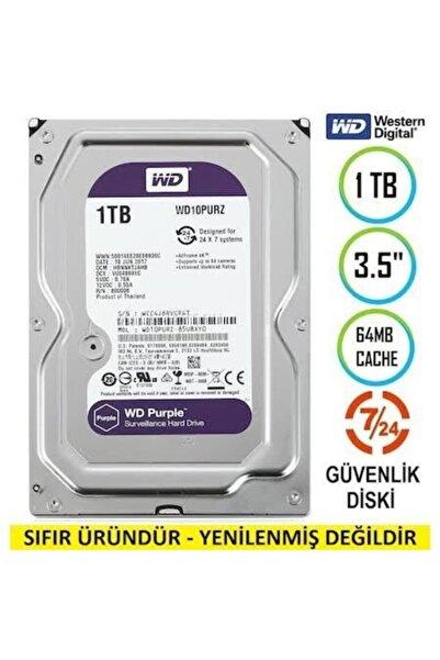 """WD Purple Wd10purx 1 Tb 3.5"""" Sata Hdd"""