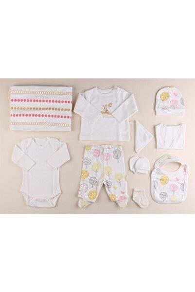 For My Baby Bebek Renkli Yapraklar 10'lu Hastane Çıkışı