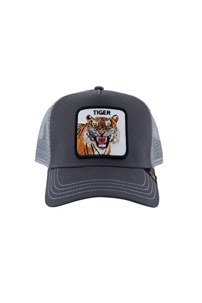Goorin Bros Şapka Eye Of The Tiger Gri