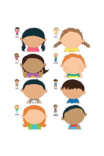 ChildGen Play Dough Eğitici Oyun Matı Duygular