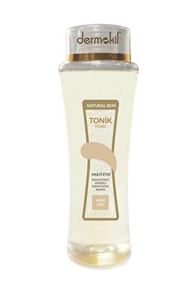 Dermokil Natural Skin Tonik Yağlı Ciltler 200 ml