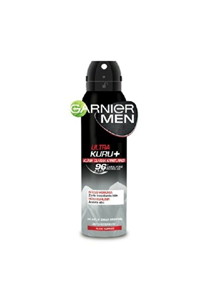 Garnier Men Ultra Kuru+ Deodorant 150ml