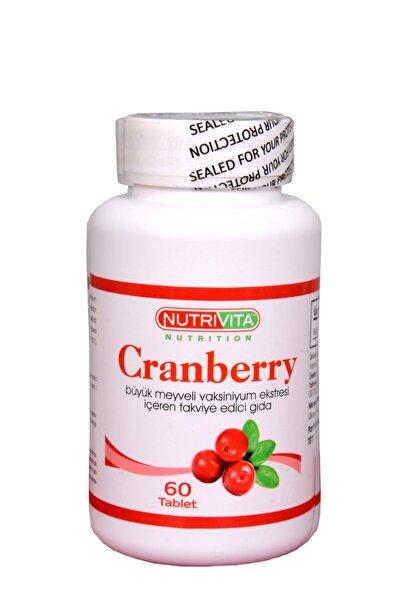 Nutrivita Nutrition Nutrivita Cranberry 60 Tablet