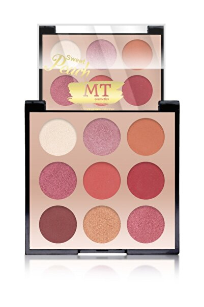 Makeuptime Kare 9'Lu Far Paleti 01