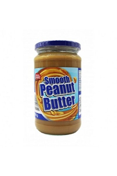 Nutella Mister Choc Smooth Peanut Butter 454gr