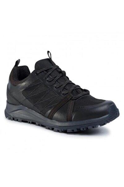 THE NORTH FACE Litewave Fastpack II Waterproof Outdoor Kadın Ayakkabı Siyah
