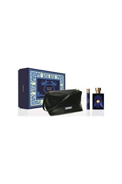 Versace Dylan Blue Edt 100ml+10ml+çanta Set