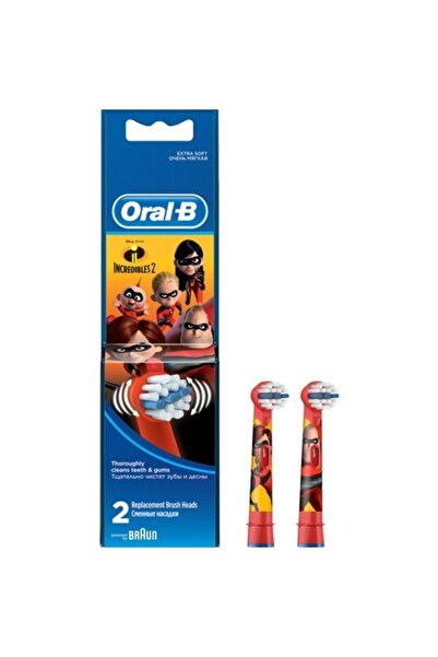 Oral-B Stages Soft Çocuk Di?ş Firçasi Yedek Başlik 2 Li?